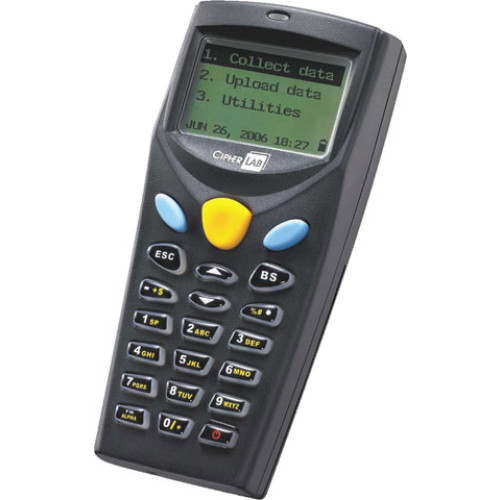 A8000RSC00004 - CipherLab 8000 Series: 8000 Handheld Computer