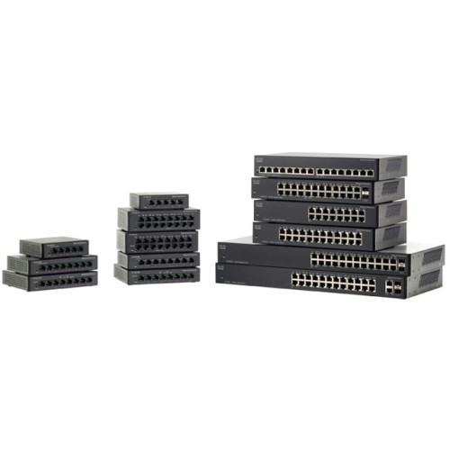 Cisco 100 Series Unmanaged Switches