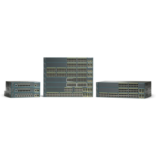 WS-C2960S-24TS-L - Cisco Catalyst 2960 Series Switch