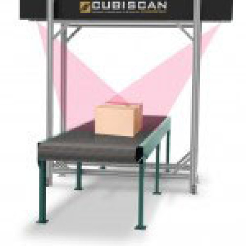 CubiScan 210-DS Scale