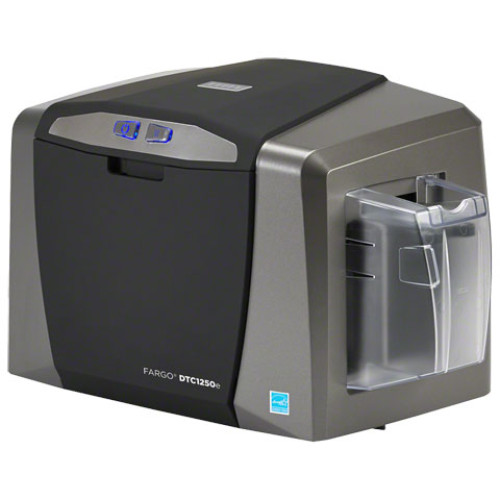 50000 - Fargo DTC1250e Plastic ID Card Printer