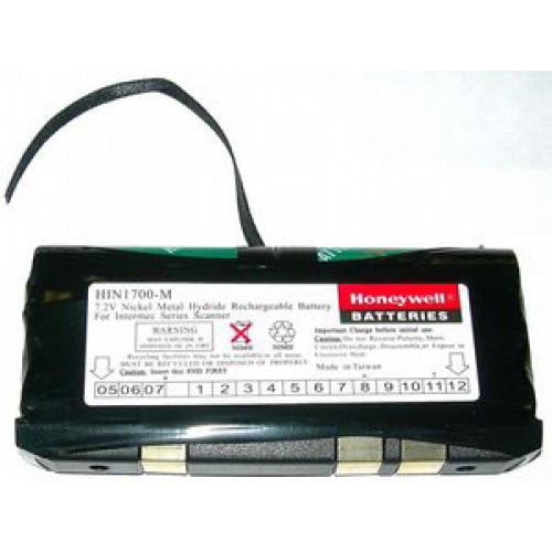 HIN1700-M - Global Technology Systems Intermec Replacement Battery