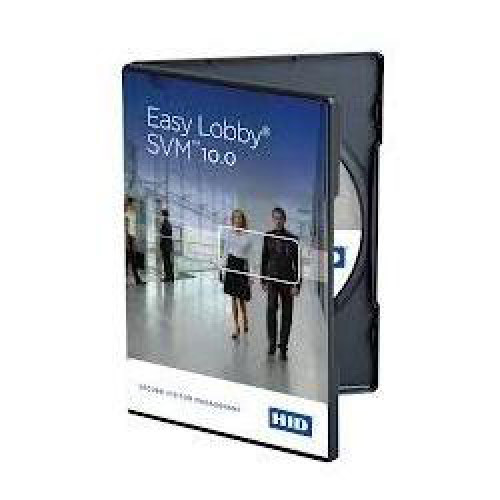 EL-96000-SVM10 - HID EasyLobby Lobby and Visitor Software