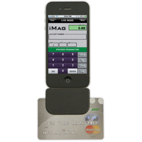 ID Tech iMag Pro Credit Card Swipe Reader Accessories