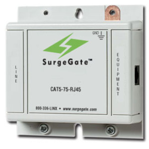 ITW Linx CAT5-LAN-RJ45 Surge Protector