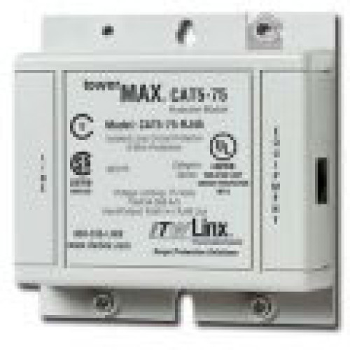 ITW Linx towerMAX CAT5-75-RJ45 Surge Protector