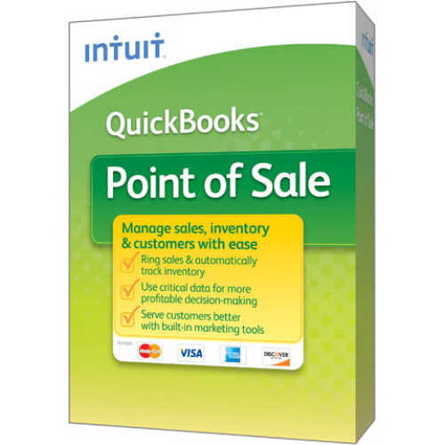 432082 - Intuit POS Multi-Store Add-A-Store New POS Software