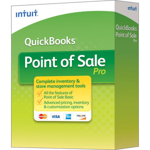 414057 - Intuit QuickBooks Point of Sale Pro POS Software