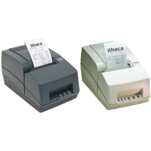 153PRJ11-BLACK - Ithaca 153 POS Printer