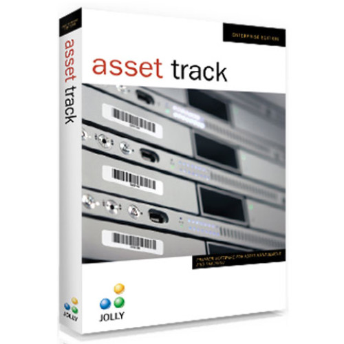 AT5-CRP - Jolly Asset Track Corporate Edition Asset Tracking Software