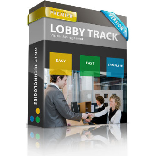 LT5-STS - Jolly Lobby Track School Tardy Edition ID Card Software