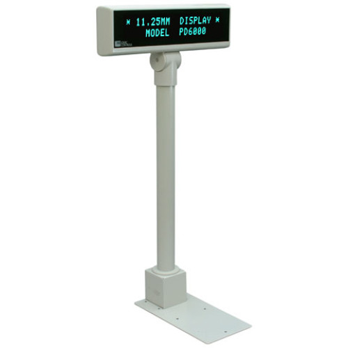 Logic Controls PD6000 Series Pole Display