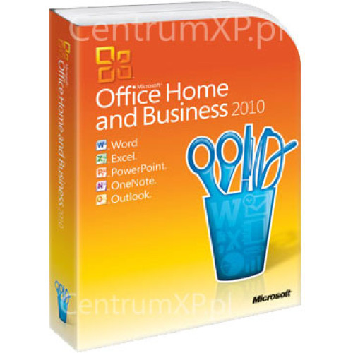 T5D-00182 - Microsoft Office 2010 Home and Business