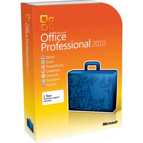 269-14693 - Microsoft Office 2010 Professional