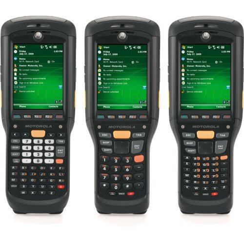 MC9598-KDCEAB00100 - Motorola MC9500-K Wireless Rugged Handheld Computer