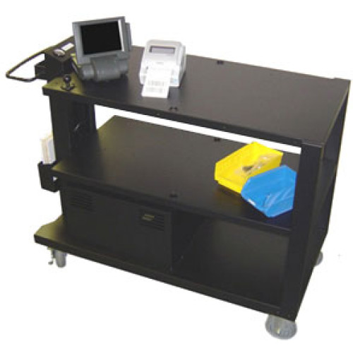 PC536 - Newcastle Systems PC Series Picking Workstation Mobile Cart