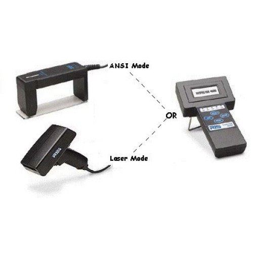 RJS Inspector D4000 Auto Optic and Laser Verifier