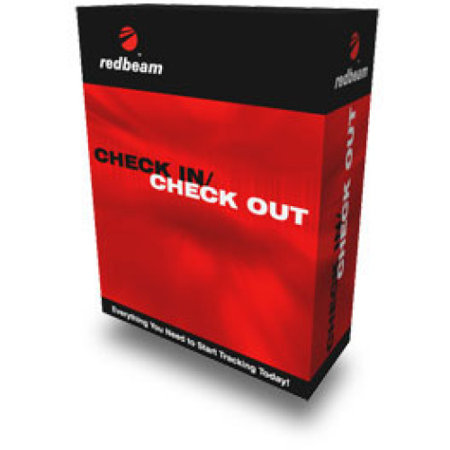 CHECK-IN-CHECK-OUT-6100-BUNDLE - RedBeam Check-In/Check-Out and Dolphin 6100 Bundle Asset Tracking Software