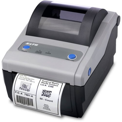 WWCG18141 - SATO CG408 Bar code Printer