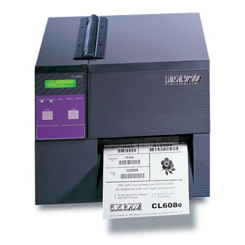 W00609121 - SATO CL608e Bar code Printer