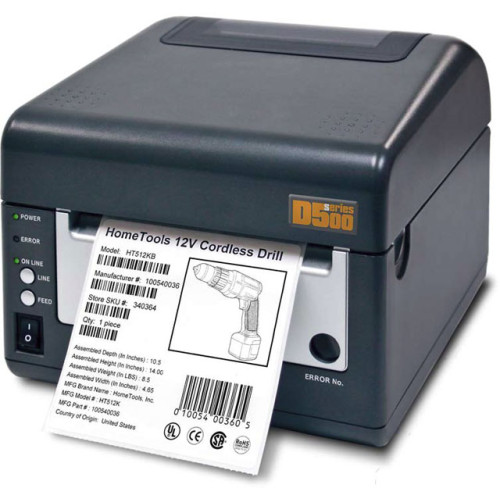 WDT609121 - SATO D508 Bar code Printer