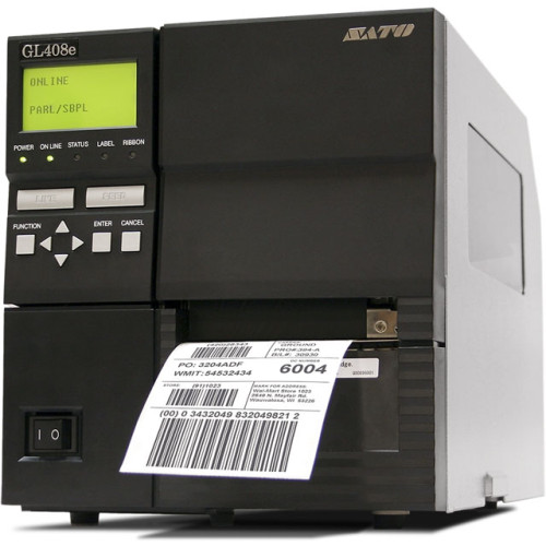 WWGL12481 - SATO GL412e Bar code Printer