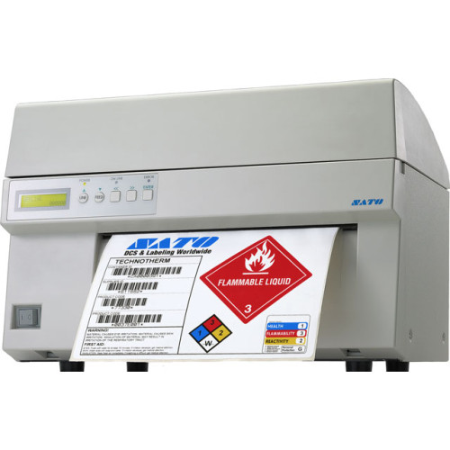 WM1002131 - SATO M-10e Bar code Printer