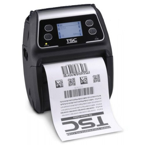 99-052A003-50LF - TSC Alpha-4L Portable Bar code Printer