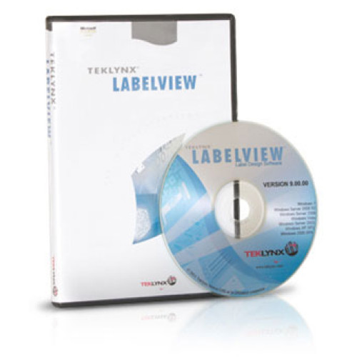 LVPRN31YVROL - Teklynx LABELVIEW VM PRO Bar code Software