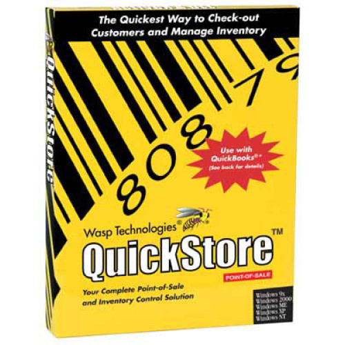 633808471019 - Wasp QuickStore POS