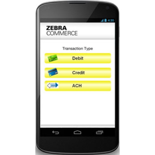 POD-0000 - Zebra Delivery POS Software