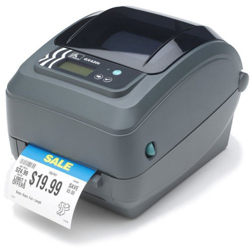 Download drivers for the Zebra GX420t Printer from Zebra