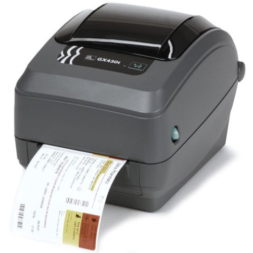 GX43-101710-000 - Zebra GX430t Bar code Printer