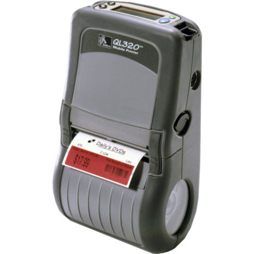 Q3B-LUMAV000-Z0 - Zebra QL320 Portable Bar code Printer