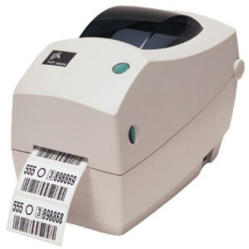 282P-101110-040 - Zebra TLP 2824 Plus Bar code Printer