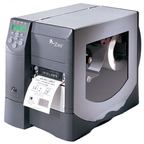 Z4M00-1011-0000 - Zebra Z4M Bar code Printer