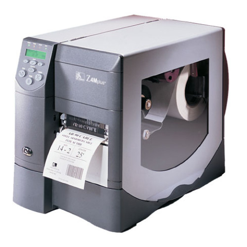 Z4M00-2001-0130 - Zebra Z4M Plus Bar code Printer