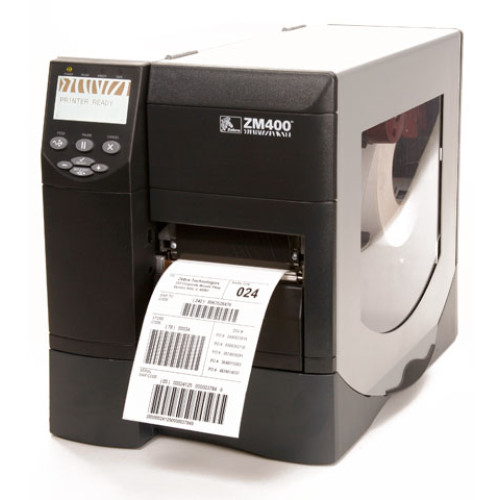 ZM400-2001-1600T - Zebra ZM400 Bar code Printer