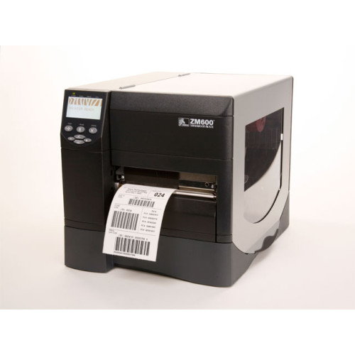 ZM600-2001-0400T - Zebra ZM600 Bar code Printer