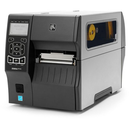 Download drivers for the Zebra ZT410 Printer from Zebra